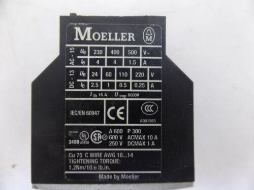 MOELLER A a-xhi20