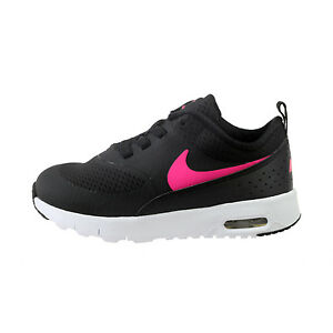 Details about Nike Air Max Thea Toddlers 843748 001 Black Pink Infant Shoes Baby Girls Size 7