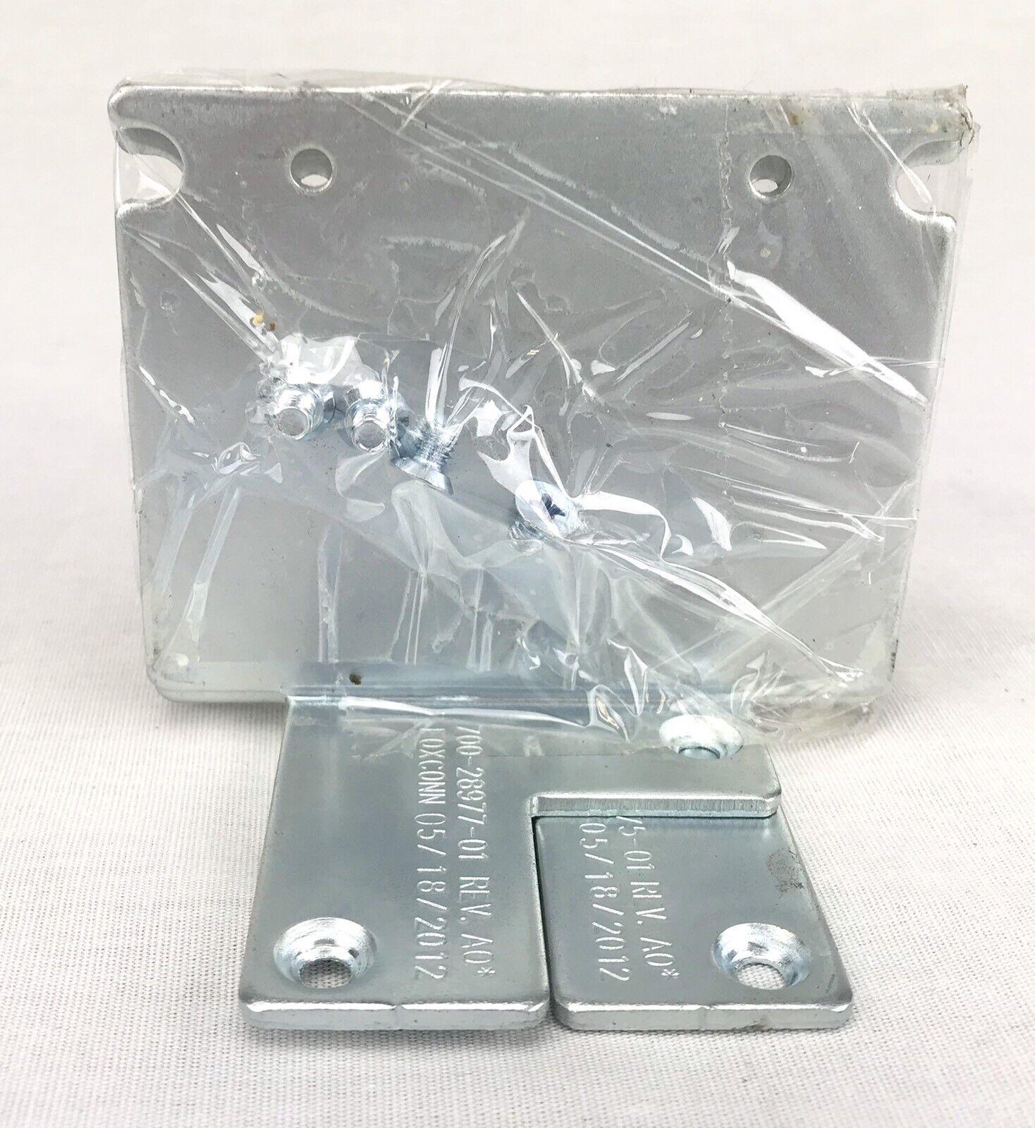 New* FoxConn 700-32843-01 2U Rack Mount Ears Bracket Kit with Screws