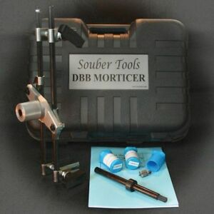 SOUBER-DBB-JIG-1-Door-Lock-Morticer-with-19-22-amp-25mm-Cutters
