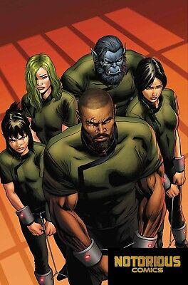 Age of X-Man Nextgen #1 Marvel Comics 1st Print EXCELSIOR BIN