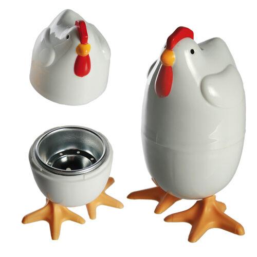 Cuisinière oeuf micro-ondes plastique Poacher poulet bouillir chaudière pocher steamer bouillie
