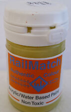 RailMatch 2603 GWR Stock Cream Acrylic Paint 18ml Pot - Tracked 48 Post