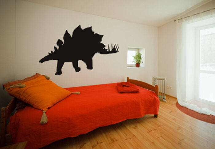 STEGOSAURUS DINOSAUR WALL DECOR DECAL
