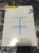 Shinhwa 2006 Tour State of the Art in Seoul DVD NEW SEALED OOP Ultra-Rare