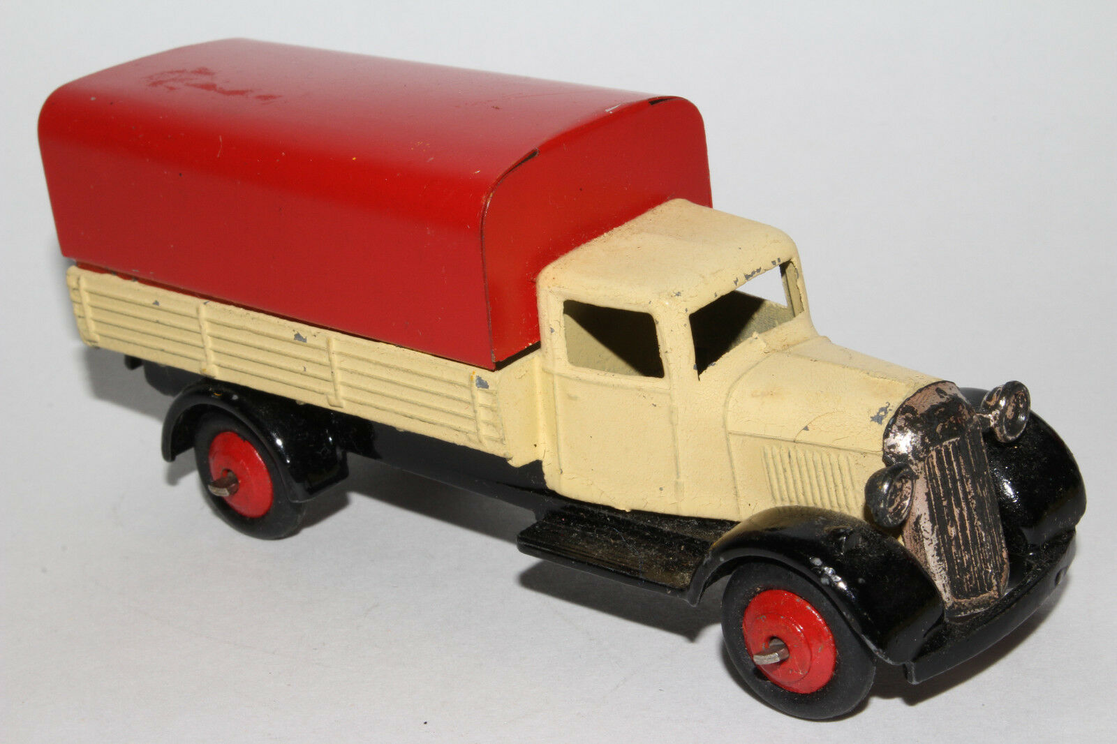 594ms Dinky 25b  Couvert Wagon Camion, Agréable Original  meilleure offre
