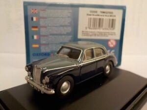 Model-Car-MGZB-Blue-1-76-New