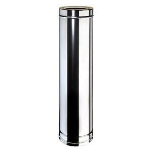 Canna-fumaria-coibentata-tubo-doppia-parete-100-cm-acciaio-inox-vari-diametri