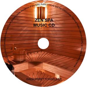 ZEN-SPA-MUSIC-CD-RELAXATION-MEDITATION-HEALTH-SPA-MASSAGE-BEAUTY-SALON