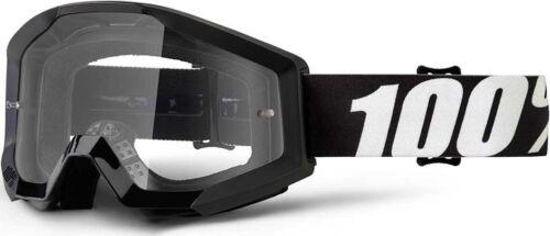 MX Motocross Dirtbike ATV Offroad UTV 100/% Adult Strata Dirtbike ATV Goggles