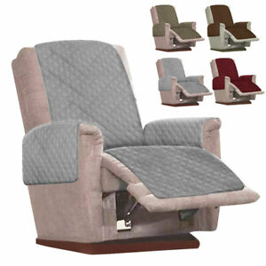 AU-Recliner-Slipcover-Covers-Sofa-Protector-Quilted-Couch-Cover-Water-Prevent