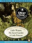 Children's Classic Collection : Little Women; The Secret Garden; A Little Princess by Louisa May Alcott and Frances Hodgson Burnett (1997, Cassette, Abridged)