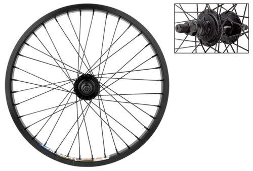Wheel Rear 20X1.75 Wei Dm30 Bk 36 Bk-Ops 9T Driver 14Mm Slotted 3//8 Bk 110Mm