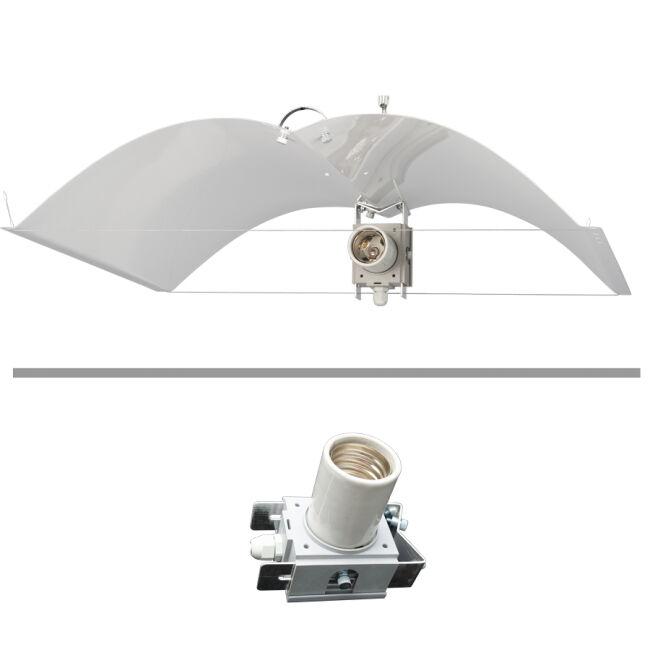Adjust-A-Wings Reflektor Weiß Defender large, inkl. Fassung unverkabelt