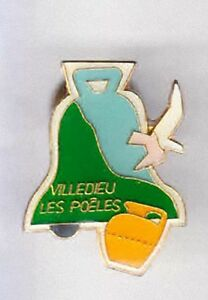 RARE-PINS-PIN-039-S-MUSIQUE-CLOCHE-RING-BELL-VILLEDIEU-LES-POELES-50-N-4-AM