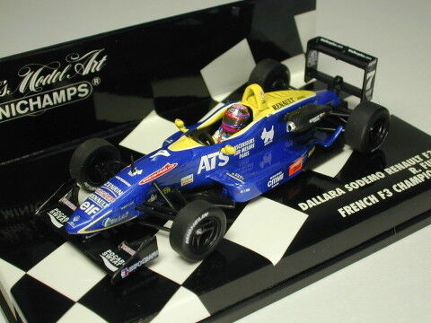 Minichamps 1 43 Dallara Sodemo Renault F301 French F3 2001 from Japan