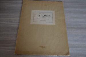 LES-AMIES-Scene-d-039-amour-sapphique-Par-Paul-Verlaine-Ex-Num-Farge-Dedicace