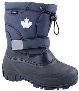 INDIGO Canadians Boots Gr 31, 32, 33, 34, 35 Winterstiefel Navy blau