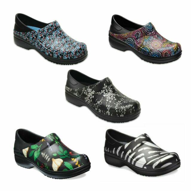 Crocs Lock Neria Womens Size 8 Black