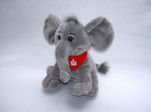 ★ ESC Sparkassen Stofftier Plüschtier Kuscheltier Sparkasse Elefant Dumbo ★