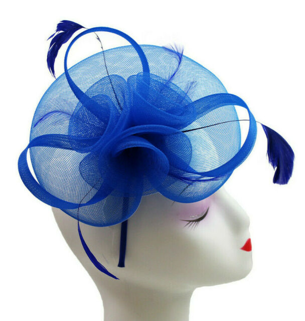 Lawliet Womens Beret Felt Wool Fascinator Cocktail Cheltenham Fesitval Hat A209 Black