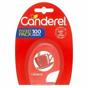 Canderel-Dolcificante-Compresse-100-Pocket-Pack-alternativa-a-basso-contenuto-calorico-dello