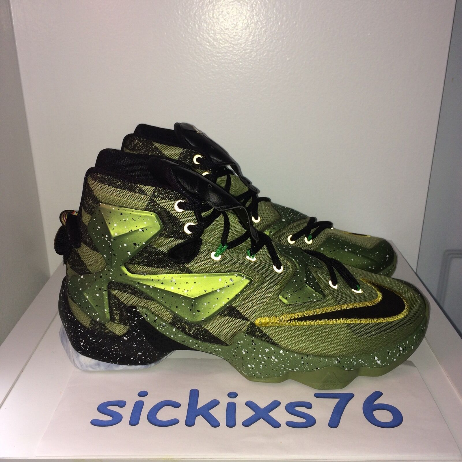 2015 Shoes Nike Lebron Xiii Lmtd Mens Basketball 807219 Sepatu Basket Kevin Durant Kd 9 Home Original 843392 411 060 Sz 7c3d69