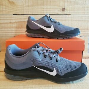 Details about Nike Air Max Dynasty 2 Mens Running Shoes Cool Grey Black 852430 006 Multi Sizes