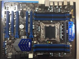 MSI X79A-GD45 (8D) Drivers for PC