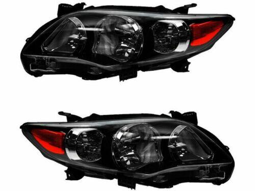For 2011-2013 Toyota Corolla Headlight Assembly Set 86283MF 2012