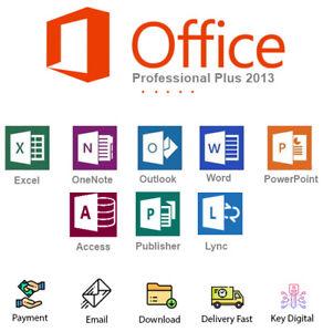 licencia office 2013 ebay