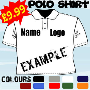 PERSONALISED-TOP-WORK-WEAR-EMBROIDERED-T-POLO-SHIRT