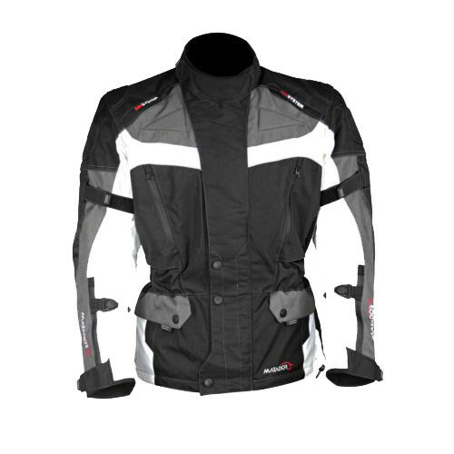 "Great for all weather Matador ""Alpha"" Men's Adventure Motorcycle Jacket"