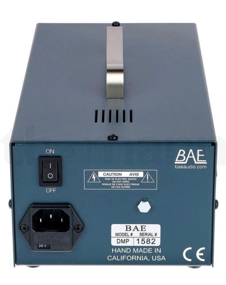 Mic pre / pre amp, BAE Audio 1073 DMP