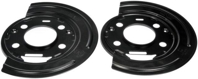 Brake Backing Plate Rear Dorman 924-223