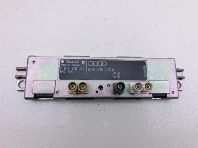 Amplificador Goma de antena Suave Antena para Audi A4 8K B8 07-11 8K9035225K