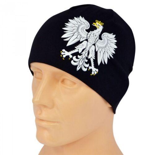 Winter Hat Cap Czapka Zimowa Poland Polska Orzeł Flag Eagle Patriotic Polish