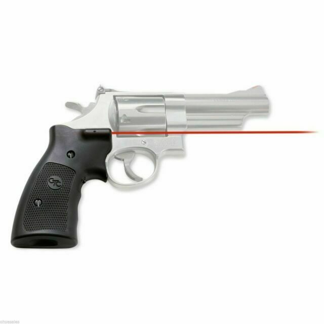 L Crimson Trace Red Lasergrips Smith /& Wesson K N Frames LG-207 NEW