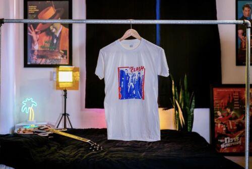 vintage the clash t shirt