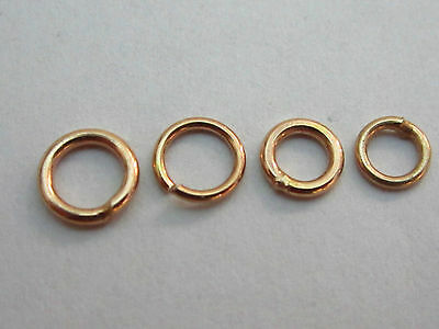 3 ANELLINI SALDATI IN ARGENTO925 made in italy 7 MM