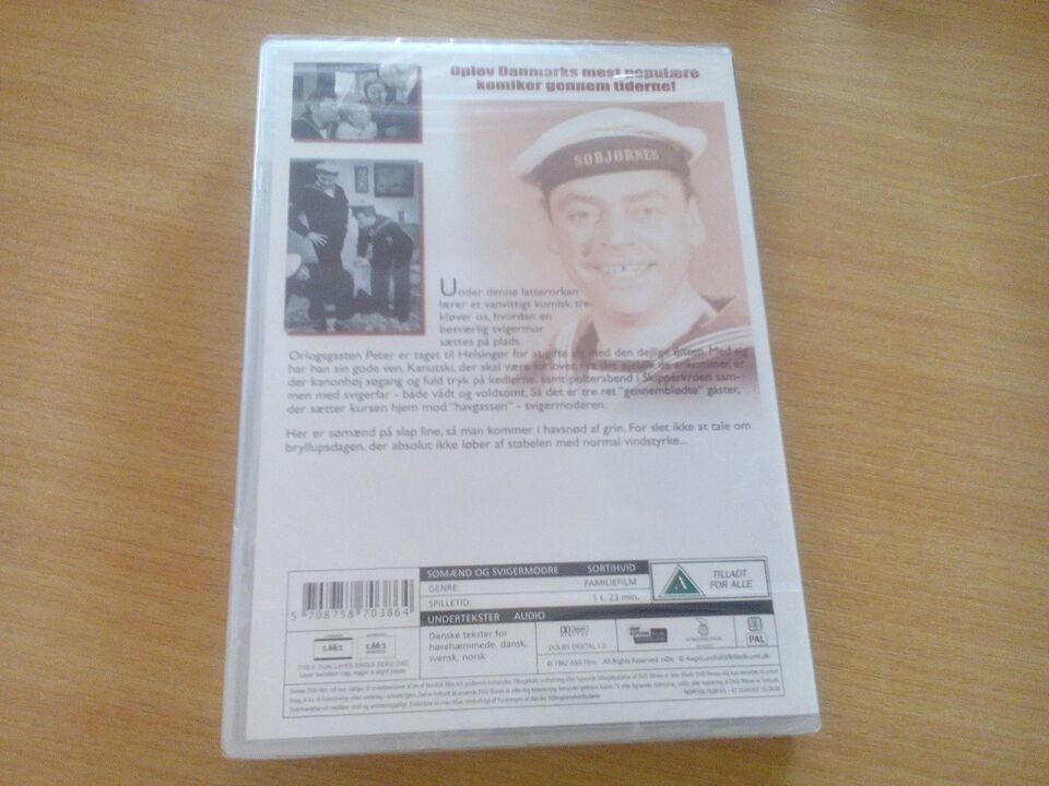 sømænd og svigermødre dvd