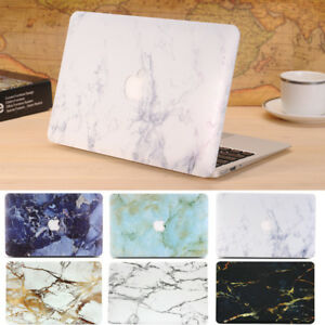 New colorful Marble Hard Laptop Case Cover Skin For Macbook Air Pro 11 12 13 15
