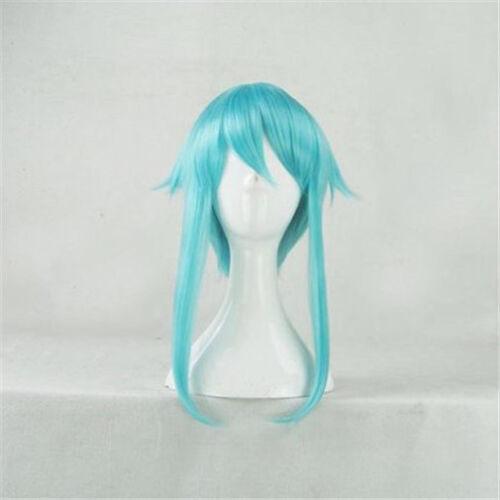 Anime Asada Shino Wig Sword Art Online Gun Gale Online Sinon Short Cosplay Wigs