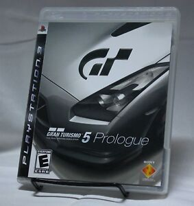 Details about Gran Turismo 5 Prologue PS3 Playstation 3 Complete CIB Sony