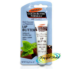 Palmers Palmer's Cocoa Lip Butter Chocolate Oscuro & Peppermint 10g