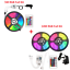 thumbnail 19 - 5M-10M-Smart-WIFI-LED-Strip-Light-Kit-5050-3528-SMD-RGB-APP-Controller-12V-Power