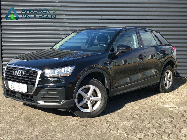 Audi Q2 1,6 TDi 116 5d