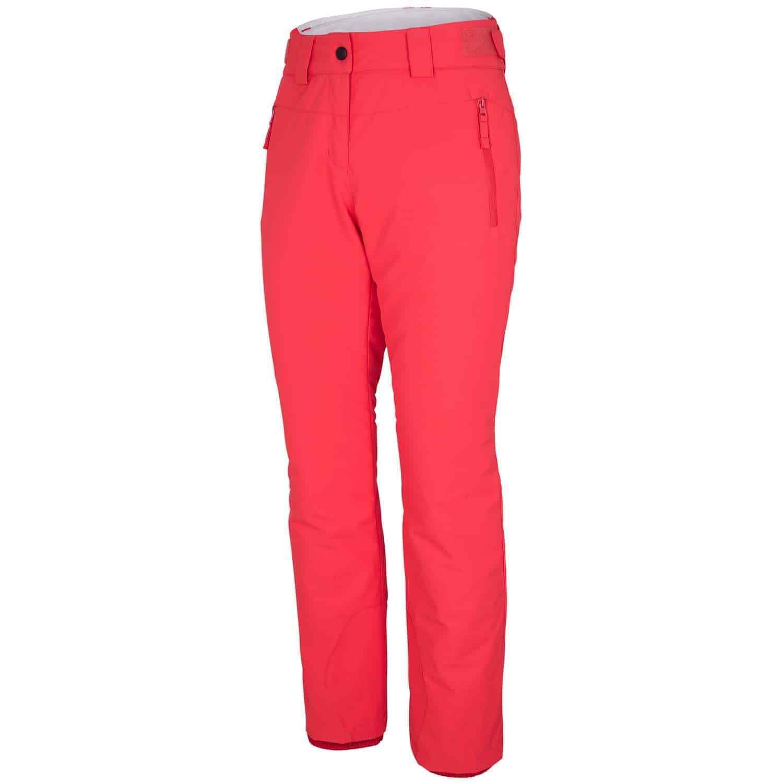Ziener  Panja  lady (ski pant) fiery red Skihose Schneehose