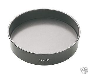 Kitchen-Craft-MC-Non-stick-Loose-Base-Sandwich-Sponge-Cake-Pan-Tin-6-034-7-034-8-034-9-034