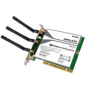 D-Link DWA-552 Xtreme N Desktop Adapter Drivers